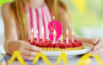 Το ντύσιμο της 9χρονης στα γενέθλιά της προκάλεσε πολλά σχόλια