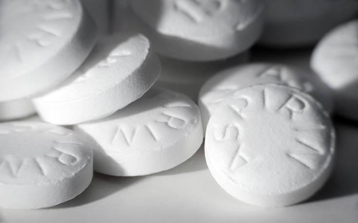 Νέα μελέτη ανατρέπει τα δεδομένα για την ασπιρίνη