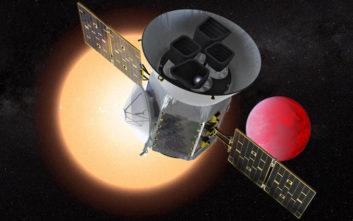 H καυτή υπέρ- Γη που ανακάλυψε το τηλεσκόπιο TESS