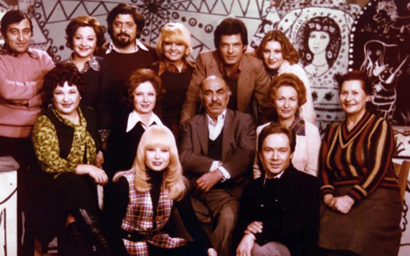 Η εκπομπή που καθήλωνε για επτά σεζόν το ελληνικό κοινό και διασώζεται μόνο ένα επεισόδιο