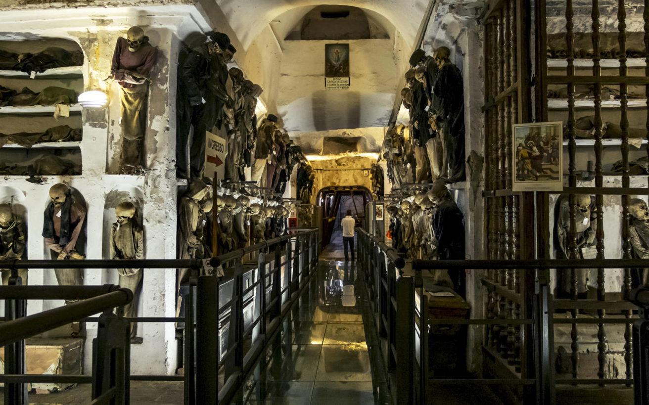 Το μοναστήρι όπου οι νεκροί δεν κοιμούνται