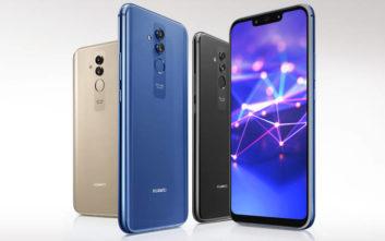 Huawei Mate 20 lite, σε κερδίζει με την πρώτη επαφή