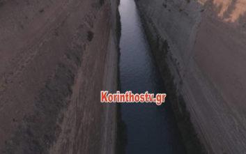 Νεκρός ο άντρας που έπεσε από τη γέφυρα του Ισθμού της Κορίνθου