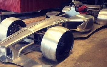 Αυστραλός κατασκευάζει μια Formula 1 για το δρόμο