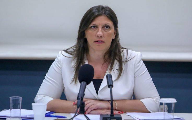 Κωνσταντοπούλου: Αυτόνομα και ανεξάρτητα θα κατέβουμε στις εκλογές