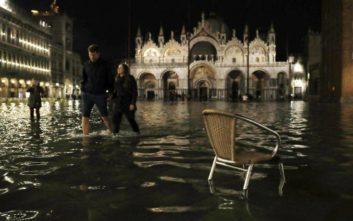 Αριστουργήματα του Μιρό «πνίγηκαν» στην πλημμυρισμένη Βενετία