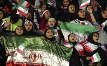 Γράφτηκε ιστορία στο Ιράν