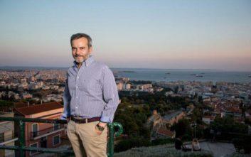 Κωνσταντίνος Ζέρβας: Θα είμαι ο επόμενος δήμαρχος Θεσσαλονίκης