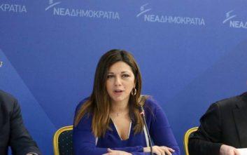 Zαχαράκη: Ο Πολάκης είναι ο καθρέφτης του Τσίπρα