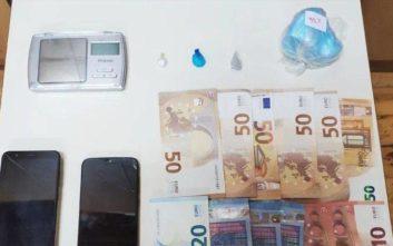 Νεαροί είχαν στο σπίτι τους περίπου 100 γραμμάρια κοκαΐνης