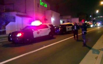 Πυροβολισμοί σε κλαμπ στο Λος Άντζελες