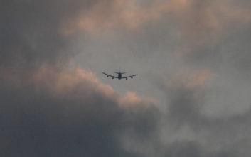 Αναστάτωση κατά την προσγείωση αεροσκάφους στο αεροδρόμιο του Ηρακλείου
