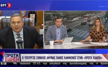 Καμμένος: Ο πρωθυπουργός ξέρει το plan B για το Σκοπιανό
