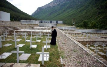 Ενταφιάζονται στην Κλεισούρα 573 Έλληνες πεσόντες στον Ελληνο-Ιταλικό πόλεμο