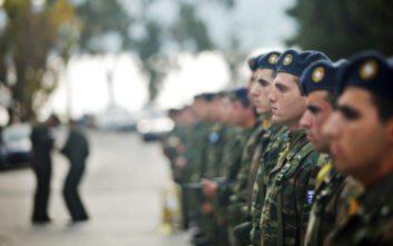 Μειωμένη στρατιωτική θητεία και ευνοϊκές ρυθμίσεις φέρνει νομοσχέδιο
