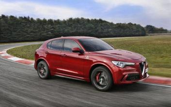 Βραβείο για την Stelvio Quadrifoglio, το κορυφαίο SUV της Alfa Romeo