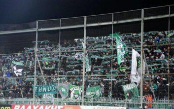 «Απόβαση» στην Τρίπολη ετοιμάζουν οι οπαδοί του Παναθηναϊκού