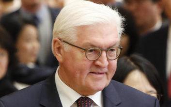 Στην Αθήνα έρχεται ο πρόεδρος της Γερμανίας για διήμερη επίσκεψη