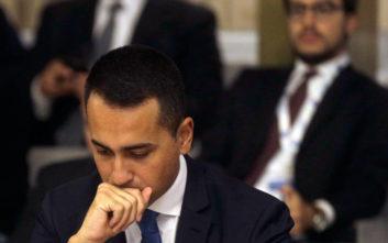 Η κίνηση του Ντι Μάιο που ίσως δείχνει τέλος του κυβερνητικού συνασπισμού στην Ιταλία
