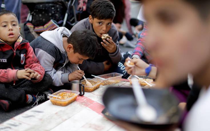 Φτωχά παιδιά σε πλούσιες οικονομίες