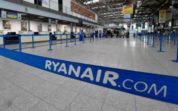 Σε 48ωρη απεργία απεργία προχωρούν οι πιλότοι της Ryanair