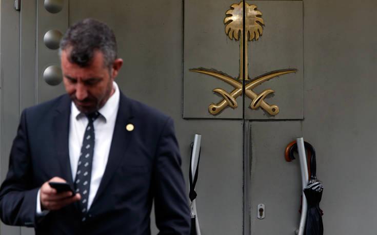 Με κυρώσεις στα «ανώτατα κλιμάκια» του Ριάντ απειλούν οι ΗΠΑ