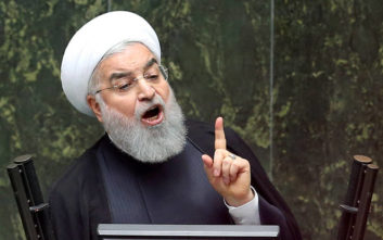 Ρουχανί: Το Ιράν δεν φοβάται τις αμερικανικές απειλές
