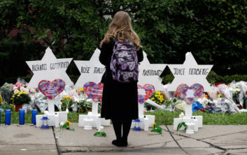 Βυθισμένο στο πένθος το Πίτσμπεργκ μετά το μακελειό στη συναγωγή