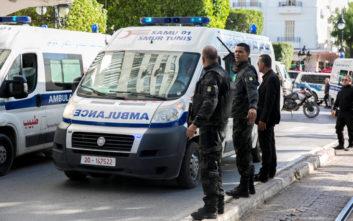 Νεκρός καμικάζι αυτοκτονίας που ανατινάχθηκε μπροστά σε αστυνομικούς στη Τυνησία
