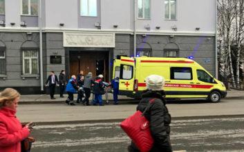 Κρίσιμη η κατάσταση ενός ατόμου από την έκρηξη στη Ρωσία