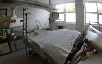 Το ΜΕΘ-αύριο για τους συγγενείς των ασθενών με κορονοϊό