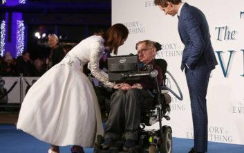 Σε δημοπρασία το αναπηρικό αμαξίδιο του Στίβεν Χόκινγκ