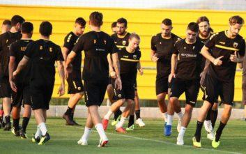 Μια... άλλη ΑΕΚ στο Κύπελλο κόντρα στη Λαμία των πολλών αλλαγών