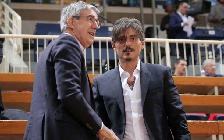 Μπερτομέου: Προετοιμάζουμε τη νέα σεζόν στην Euroleague με τον Παναθηναϊκό 1