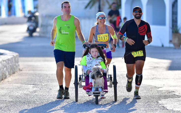Το 8ο Spetses mini Marathon ξεπέρασε κάθε προσδοκία