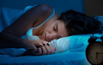 Συμβουλές για «δροσερό» ύπνο μέσα στον καύσωνα