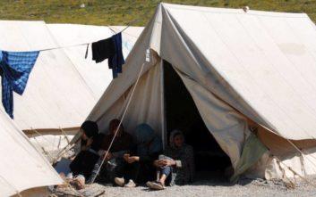 Φρικτές οι συνθήκες διαβίωσης για τις γυναίκες στους καταυλισμούς μεταναστών