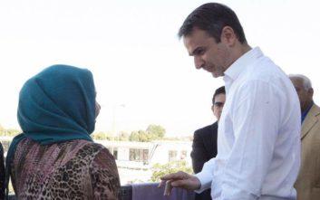Μητσοτάκης: Εκκωφαντική η αποτυχία της κυβέρνησης στο προσφυγικό