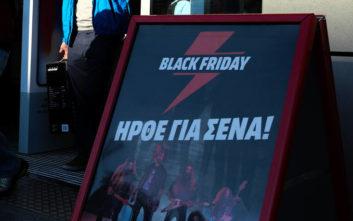 Παραβάσεις σε 23 εμπορικά καταστήματα κατά την Black Friday