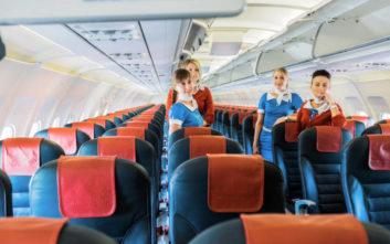 Τέσσερα πράγματα που συμβαίνουν στο σώμα μας όταν πετάμε με αεροπλάνο