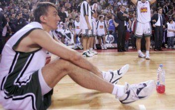 Πέθανε γνωστός μπασκετμπολίστας σε ηλικία 44 ετών