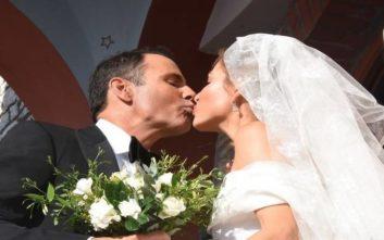 Γάμος «αλά ελληνικά» για την Μαρία Μενούνος και γλέντι στην Αρκαδία