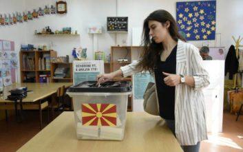 Τα τελικά αποτελέσματα του δημοψηφίσματος στα Σκόπια