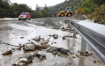 Έκτακτη ενίσχυση 2,6 εκατ. ευρώ σε περιοχές που χτύπησε ο κυκλώνας