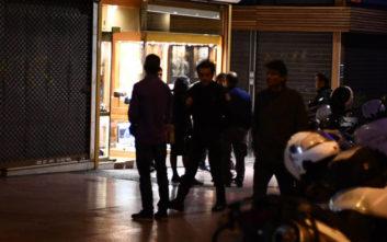Βίντεο από την ένοπλη ληστεία στο κοσμηματοπωλείο στην Πανεπιστημίου