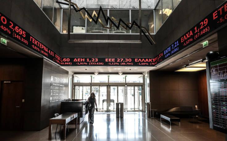 Χρηματιστήριο: Ήπια άνοδος στο ξεκίνημα της Τετάρτης