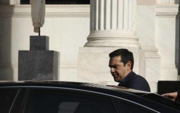 Στα χέρια του Τσίπρα το υπουργείο Εξωτερικών