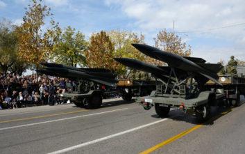 Δείτε φωτογραφίες από τη στρατιωτική παρέλαση για την 28η Οκτωβρίου