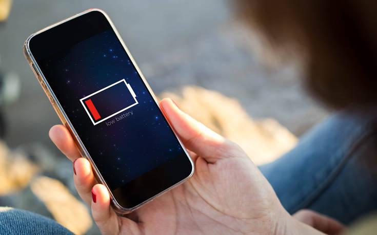 Οι βασικοί λόγοι που το κινητό σας ξεφορτίζει γρήγορα