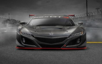 To NSX GT3 Evo σε αγώνες το 2019
